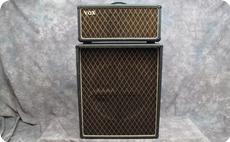 Vox AC50 MK2 1964 Black Tolex