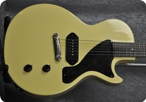 Gibson Les Paul TV Junior 34.CITES Certificate. 1957 TV Yellow Nitro Refin