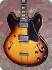 Gibson ES335 ES 335 ES 335 1968 Sunburst