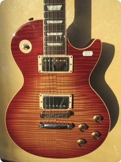 Gibson Les Paul Standard 2002 Cherry Burst