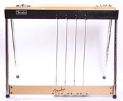 Fender Model 400 Pedal Steel 1961 Blond