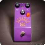 Dag Pedals JetFuzz Purple