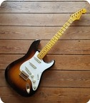 Fender Custom Shop Stratocaster 50s 20th Anniversary 2015 Sunburst