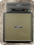 Hiwatt DR103 With Cab SE4122 1977 Black