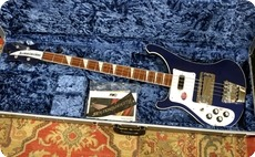 Rickenbacker 4003 LH 2017 Midnight Blue