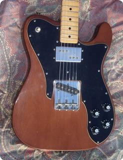 Fender Telecaster Custom 1973 Mocha