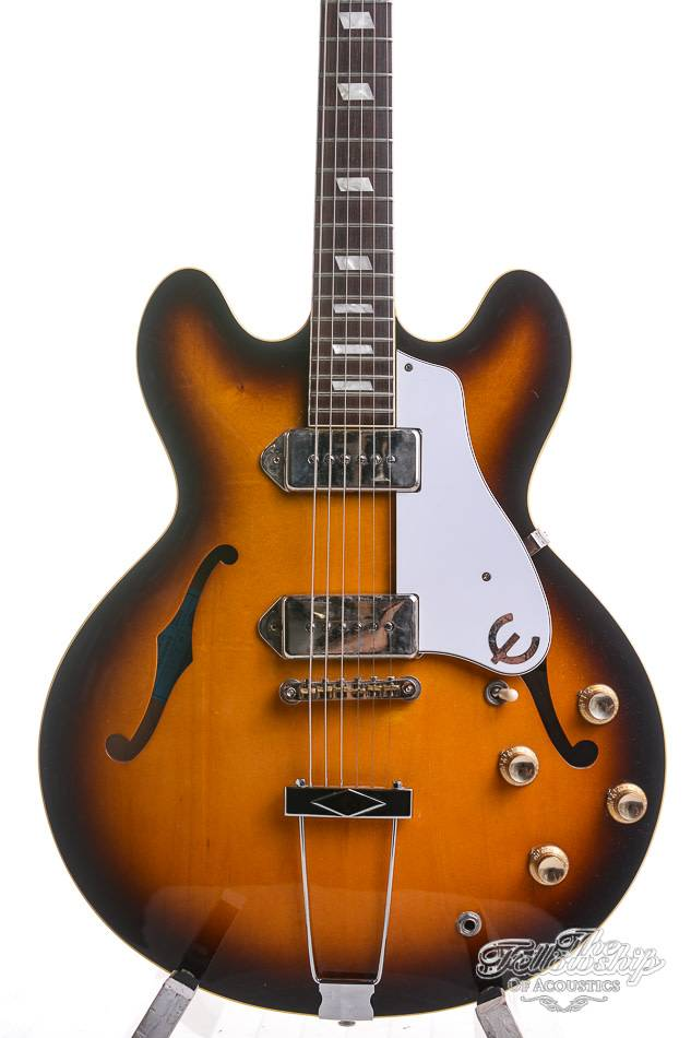 epiphone casino john lennon limited edition