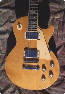 Gibson Les Paul Standard 1976 Natural