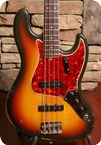Fender Jazz Bass FEB0323 1966