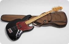 Greco Jazz Bass JB 600 1977 Black
