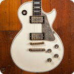 Gibson Custom Shop Les Paul Custom 2003 Alpine White