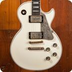 Gibson Custom Shop Les Paul Custom 2003 Alpine White