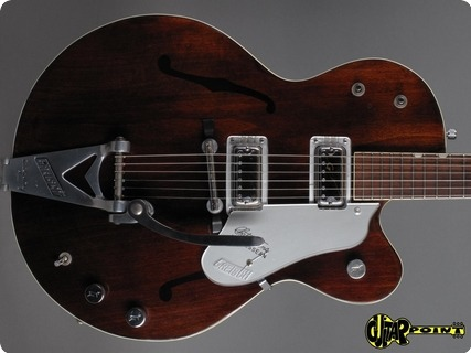 gretsch 6119 chet atkins tennessean 1963 mahogany guitar for sale guitarpoint. Black Bedroom Furniture Sets. Home Design Ideas