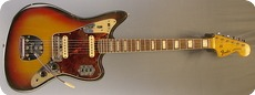 Fender Jaguar 1972 3 Tone Sunburst
