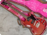 Gibson SG Special 1961 Cherry Red