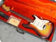 Fender Stratocaster 1968 Sunburst