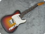 Fender Telecaster 1967 Sunburst