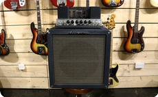 Ampeg B15 1965 Blue Checked Tolex