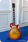 Gibson Les Paul R9 Historic Collection 2001 Heritage Cherry Sunburst