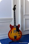 Gibson Trini Lopez Deluxe 1965 1965 Cherryburst