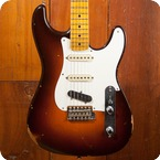 Fender Custom Shop Stratocaster 2009 Darren Vigil Grey