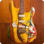 Fender Custom Shop-Stratocaster-2009-Darren Vigil Grey