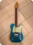 Fender Custom Shop Tele Custom 1960 Heavy Relic 2017