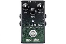 Neunaber Chroma Stereo Chorus Pedal V2 2017