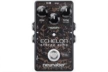 Neunaber Echelon Stereo Echo Pedal V2 2017