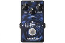 Neunaber Wet Mono Reverb Pedal V4 2017
