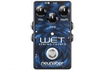 Neunaber Wet Stereo Reverb Pedal V2 2017