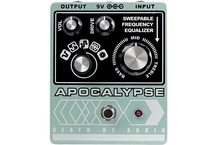 Death By Audio Apocalypse Fuzz 2017
