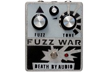 Death By Audio Fuzz War 2017