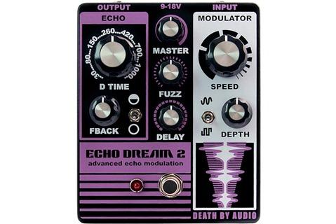 Death By Audio Echo Dream 2 2017