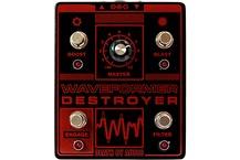 Death By Audio Waveformer Destroyer 2017