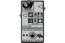 Death By Audio Micro Harmonic Transformer 2017