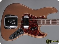 Fender Jazz Bass 1967 Fire Mist Gold