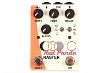 Red Panda Raster Delay 2017