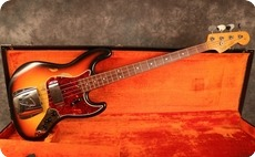 Fender Jazz 1965 Sunburst