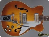 Kay K755 Jazz II 1964 Sunburst
