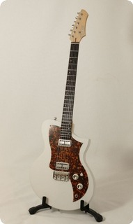 Kauer Guitars Titan Kr1 White