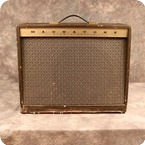 Magnatone Custom 413 1962 Brown Tolex