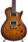 Paul Reed Smith PRS SE Single Cut Translucent Brown Burst 2010