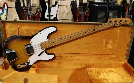 Fender Precision 1956 Sunburst