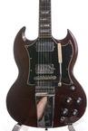Gibson SG Standard Maestro Cherry Red 1969