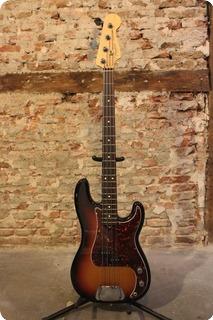 Fender American Standard Precision (b Stock) 2008 Sunburs