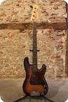 Fender American Standard Precision B stock 2008 Sunburs