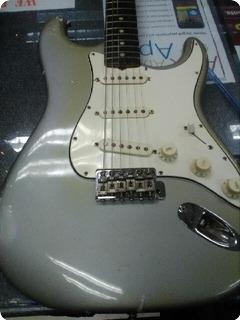 Fender Stratocaster 1965 Inca Silver