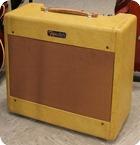 Fender Deluxe Amp 5D3 1955