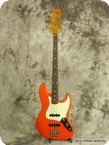 Fender Jazz Bass 61 Vintage Reissue 1992 Fiesta Red